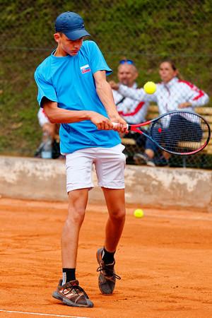 06 02a Daniel Balascak - European junior Championships 14 years and under 2021
