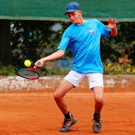 06 02 Daniel Balascak - European junior Championships 14 years and under 2021