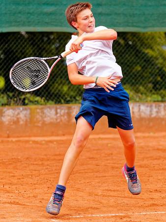 04 14 Duje Markovina - European junior Championships 14 years and under 2021