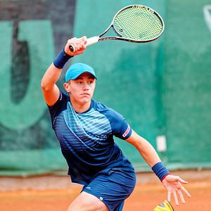 04 03a Nikola Djosic - European junior Championships 14 years and under 2021
