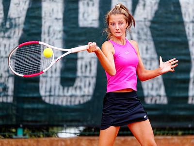 04 01 Rositsa Dencheva - European junior Championships 14 years and under 2021
