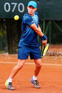 04 03 Nikola Djosic - European junior Championships 14 years and under 2021