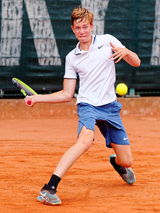 04 08 Thijs Boogaard - European junior Championships 14 years and under 2021