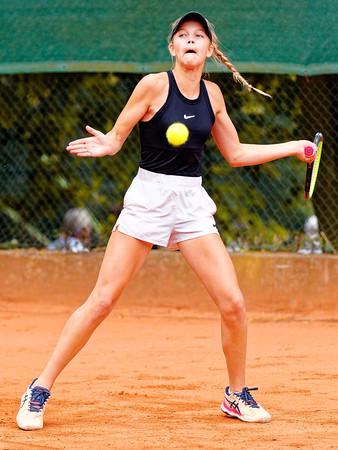 04 15a Elizabete Brutane - European junior Championships 14 years and under 2021