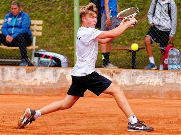 04 12a Max Schoenhaus - European junior Championships 14 years and under 2021