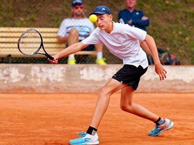 04 09b Justin Engel - European junior Championships 14 years and under 2021
