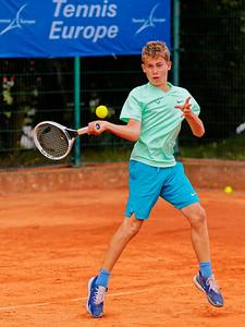 04 07 Maxim Mrva - European junior Championships 14 years and under 2021