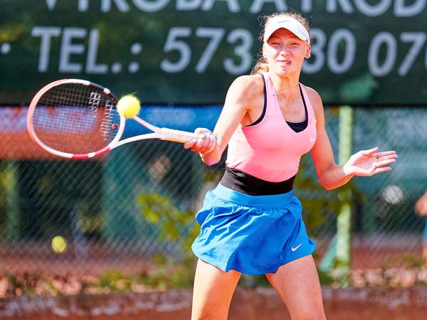 03 03 Alina Korneeva - European junior Championships 14 years and under 2021