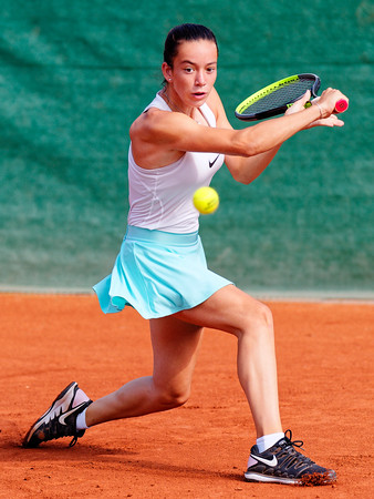 03 01b Tereza Valentova - European junior Championships 14 years and under 2021