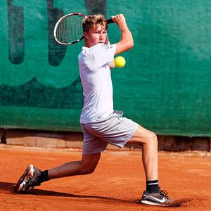 02 02a Max Schoenhaus - European junior Championships 14 years and under 2021