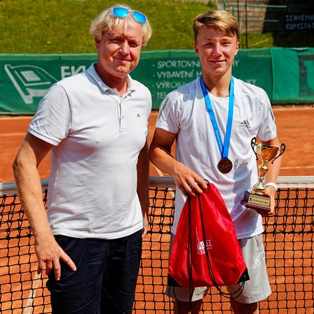 02 02c Max Schoenhaus 3rd prize - European junior Championships 14 years and under 2021