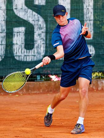 02 04b Nikola Djosic - European junior Championships 14 years and under 2021