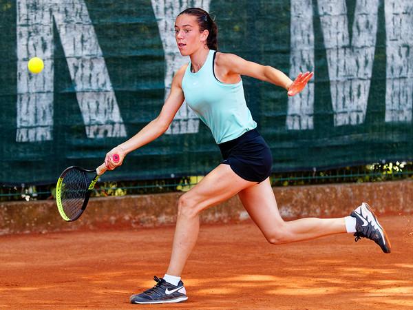 02 06a Tereza Valentova - European junior Championships 14 years and under 2021