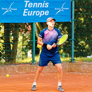 02 04a Nikola Djosic - European junior Championships 14 years and under 2021