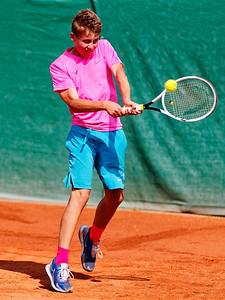 02 03b Maxim Mrva - European junior Championships 14 years and under 2021