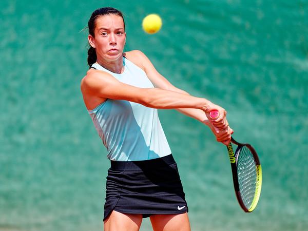 02 06 Tereza Valentova - European junior Championships 14 years and under 2021