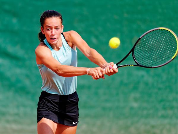 01 02b Tereza Valentova - European junior Championships 14 years and under 2021