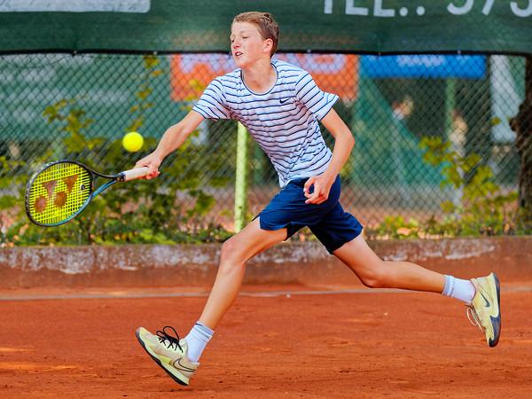 01 05b Jan Kumstat - European junior Championships 14 years and under 2021