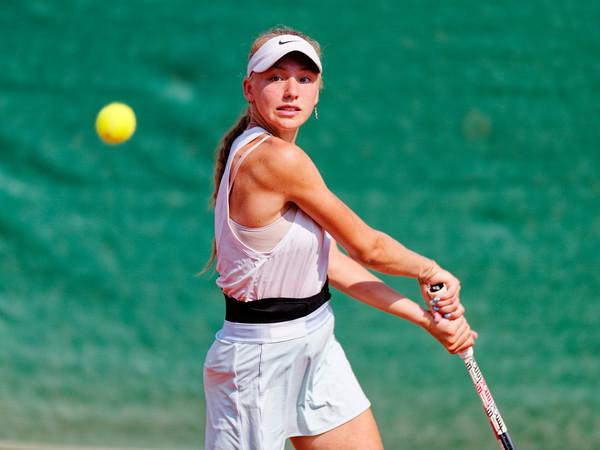 01 01a Alina Korneeva - European junior Championships 14 years and under 2021