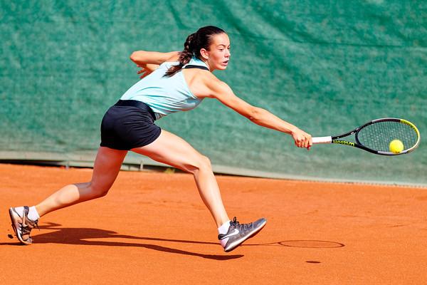 01 02a Tereza Valentova - European junior Championships 14 years and under 2021