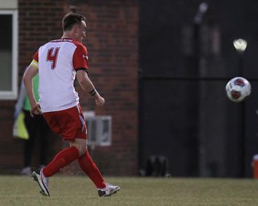Men's soccer takes on UNCG.