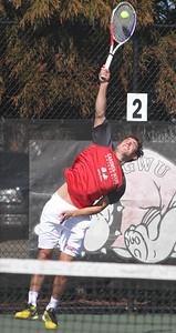 Men's Tennis takes on Georgia Southern.