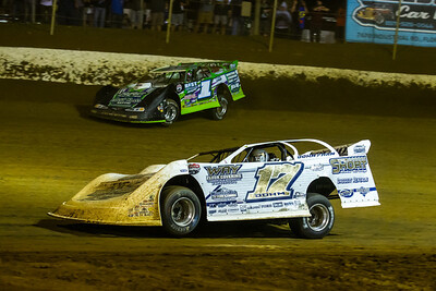 Zack Dohm (17) and Tyler Erb (1)
