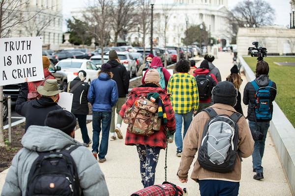 Force The Vote, Washingon DC