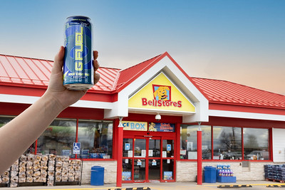 Bell Stores / GFuel