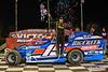 VP Race Fuels Bruce Rogers Memorial Money Maker - Grandview Speedway - 15 Duane Howard