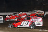 VP Race Fuels Bruce Rogers Memorial Money Maker - Grandview Speedway - 19K Brett Kressley, 16 Louden Reimert, 30 Craig Von Dohren