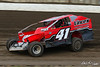 NASCAR Advance Auto Parts Weekly Series - Grandview Speedway - 41 Brad Brightbill