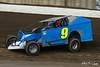 NASCAR Advance Auto Parts Weekly Series - Grandview Speedway - 9 Richie Hitzler
