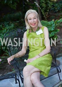 Nina Pillsbury. Photo by Tony Powell. ISH Garden Gathering. June 29, 2021