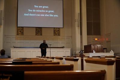 Worship At The Webb