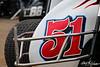 Lincoln Speedway - 51 Freddie Rahmer Jr.