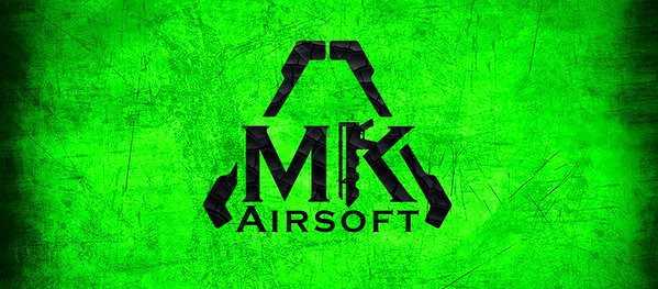 MK Airsoft Logo 014 facebook header Green