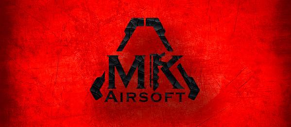 MK Airsoft Logo 014 facebook header Red