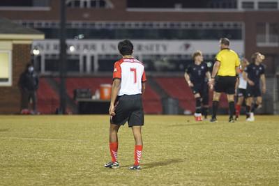 GWU Mens Soccer vs Furman