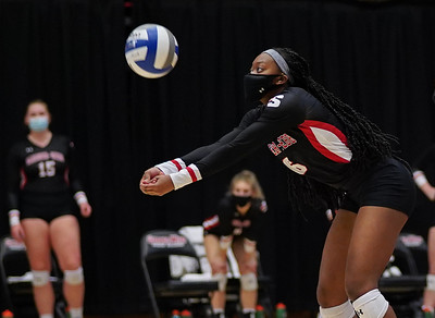Volleyball vs. Campbell