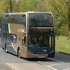 Stagecoach Gold Scania ADL Enviro 400 OU61AVF 15752 in Kidlington on the S5 to Bicester, 01.05.2021.