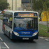 Stagecoach ADL Enviro 200 SN63MXY 36926 in Bicester on the 26 to Kingsmere, 01.05.2021.