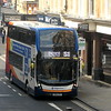 Stagecoach ADL Enviro 400 MMC SN69ZFA 11243 in Oxford on the S1 to Carterton, 01.05.2021.