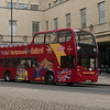 Oxford Bus Company City Sightseeing open top Scania ADL Enviro 400 VAZ9101 201 at the Bodleian, 01.05.2021.