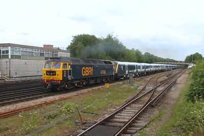 47739 Basingstoke 28/05/21 5Q10 Derby Litchurch Lane to Eastleigh with 701032