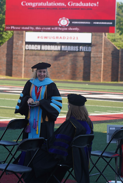 GWU Commencement