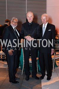 Lonnie Bunch, Gianandreas Noseda, Roger Sant