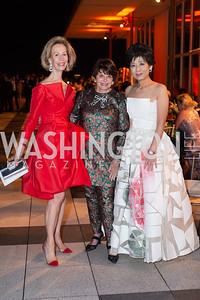Bonnie Hunter, Marlene Malek, Michele Kang