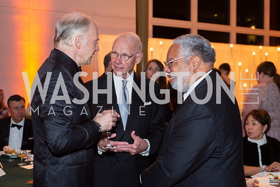 Gianandreas Noseda, Roger Sant, Lonnie Bunch