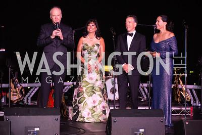 Gianandreas Noseda, Christina Co Mather, Chris Andreas, AJ Andreas